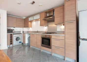Thumbnail 1 bed flat to rent in Victorian Grove, London