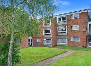 Thumbnail 2 bed flat for sale in Coleridge Close, Worcester