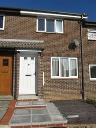 Thumbnail 2 bed terraced house to rent in Quebec Gardens, Bursledon, Southampton