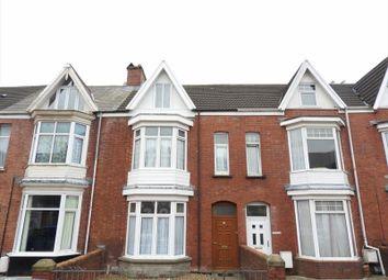 Thumbnail 4 bedroom property for sale in Mirador Crescent, Uplands, Swansea