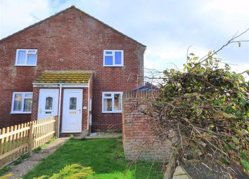 Thumbnail 1 bed terraced house for sale in Plover Walk, Weymouth, Weymouth