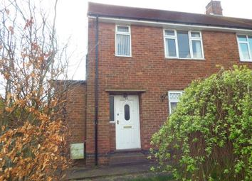 Thumbnail 2 bed maisonette for sale in Oak Avenue, Blidworth, Mansfield, Nottinghamshire