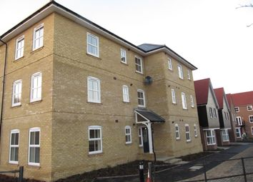 Thumbnail 1 bed flat to rent in Woolston Place, Sherfield Park, Hook