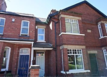 Thumbnail 3 bed terraced house for sale in The Green, York