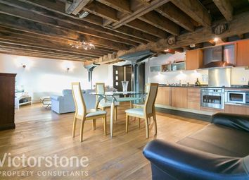 Thumbnail 2 bedroom property for sale in Hertsmere Road, Canary Wharf, London