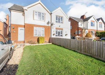 Thumbnail 2 bed semi-detached house for sale in Cranoe Road, Tur Langton, Leicester, Leicestershire
