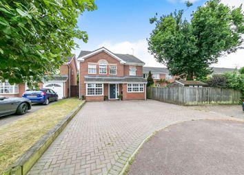 Thumbnail 5 bedroom detached house for sale in Foxglove Crescent, Purdis Farm, Ipswich