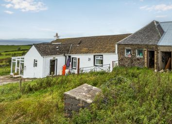 Thumbnail 4 bed detached house for sale in Shannochie, Isle Of Arran, Ayrshire