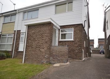 Thumbnail 2 bed flat for sale in Colebrook Close, Leicester