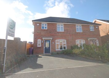 Thumbnail 3 bed semi-detached house for sale in Wolfberry Drive, Liverpool