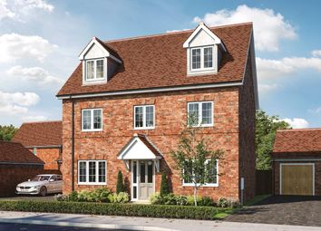 Thumbnail 5 bed detached house for sale in Stoke Mandeville, Aylesbury, Buckinghamshire
