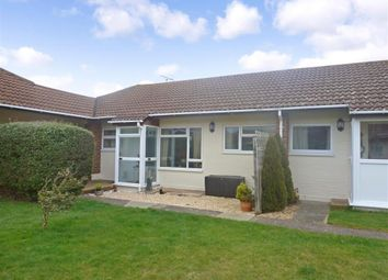Thumbnail 2 bed terraced bungalow for sale in Manor Way, Elmer, Bognor Regis, West Sussex