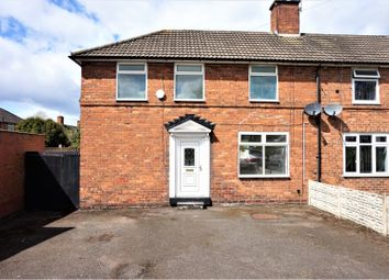 Thumbnail 3 bed semi-detached house for sale in Beaconsfield Street, West Bromwich