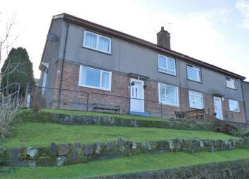 Thumbnail 2 bed flat for sale in Carsegreen Avenue, Paisley