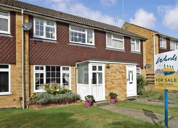 Thumbnail 3 bed terraced house for sale in Lenside Drive, Bearsted, Maidstone, Kent