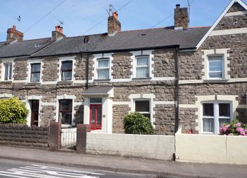2 bed terraced house for sale in Railway Terrace, Dinas Powys CF64