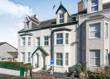 Thumbnail 5 bedroom terraced house for sale in Victoria Road, Caernarfon, Gwynedd