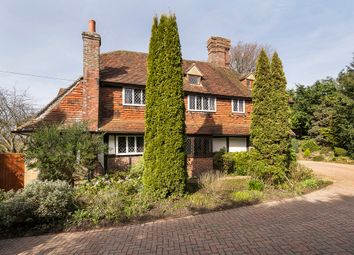 Thumbnail 4 bed detached house for sale in Belmont Road, Uckfield