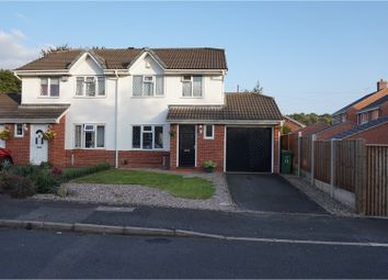 Thumbnail 3 bedroom semi-detached house for sale in Cassandra Close, Brierley Hill