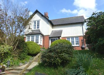 Thumbnail 3 bed detached house for sale in Llandre, Bow Street