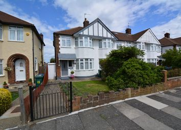Thumbnail 3 bed end terrace house for sale in Ashbourne Avenue, London