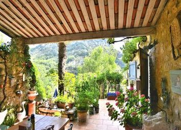 Thumbnail 3 bed property for sale in Greolieres, Alpes-Maritimes, France