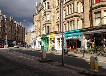 Thumbnail 3 bed flat to rent in Bruntsfield Place, Edinburgh EH10,