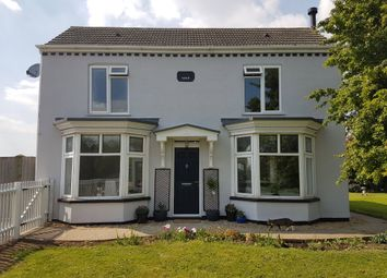 Thumbnail 3 bed detached house for sale in Delgate Bank, Weston, Spalding, Lincolnshire