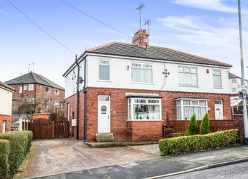 Thumbnail 3 bed semi-detached house for sale in Broad Lane, Kirkstall, Leeds