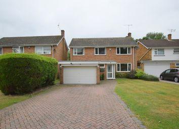 Thumbnail 4 bed detached house for sale in Ellis Farm Close, Woking, Surrey
