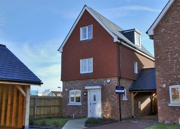 Thumbnail 4 bed town house for sale in Avenue Road, Lymington, Hampshire