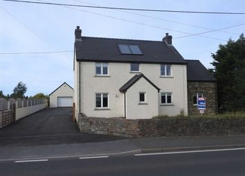 Thumbnail 3 bed detached house for sale in Blaenannerch, Cardigan