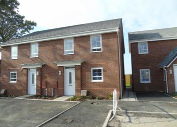 Thumbnail 3 bed semi-detached house for sale in Heol Pentre Bach, Gorseinon, Swansea, Swansea