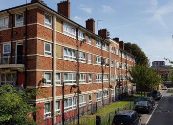 Thumbnail 3 bed flat to rent in Adams Garden Estate, Hatteraick Road, London