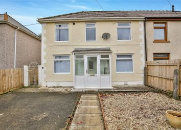 Thumbnail 3 bed semi-detached house for sale in Heol Pen Y Cae, Ebbw Vale, Gwent