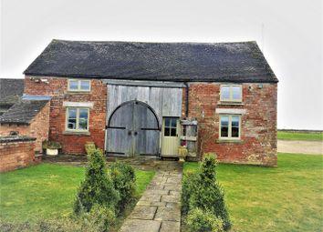 Thumbnail 3 bed barn conversion to rent in Tysoe Road, Kineton, Warwick