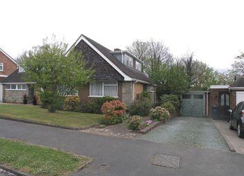 Thumbnail 3 bed semi-detached bungalow for sale in Richmond Grove, Wordsley, Stourbridge
