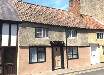 Thumbnail 3 bed terraced house for sale in Low Skellgate, Ripon
