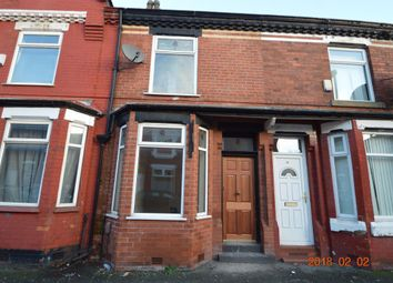 Thumbnail 4 bedroom property to rent in Worthing Street, Manchester