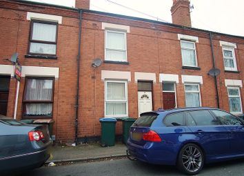 Thumbnail 2 bedroom terraced house for sale in Highfield Road, Coventry