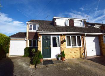 Thumbnail 3 bedroom end terrace house for sale in Reynards Close, Winnersh, Wokingham, Berkshire