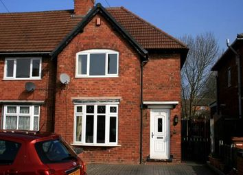 Thumbnail 3 bed semi-detached house to rent in Maw Street, Walsall