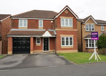 Thumbnail 4 bed detached house for sale in Martinique Drive, Darwen