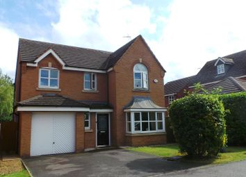 Thumbnail 4 bed detached house for sale in The Range, Streetly, Sutton Coldfield