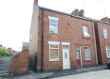Thumbnail 3 bed semi-detached house for sale in John Street, Chesterfield