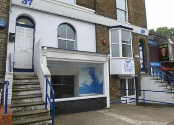 Thumbnail Commercial property to let in High Street, Dover