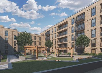Union Court, Canal Street, Campbell Park, Milton Keynes MK9. 1 bed flat for sale