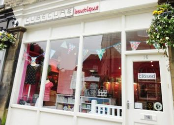 Thumbnail Retail premises for sale in 16 Peel Street, Huddersfield