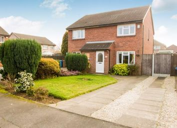 Thumbnail 2 bed semi-detached house for sale in Bishopdale Close, Long Eaton, Nottingham