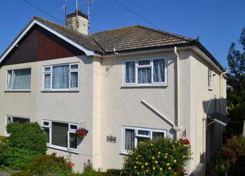 Thumbnail 2 bed flat for sale in Churston Way, Brixham, Devon